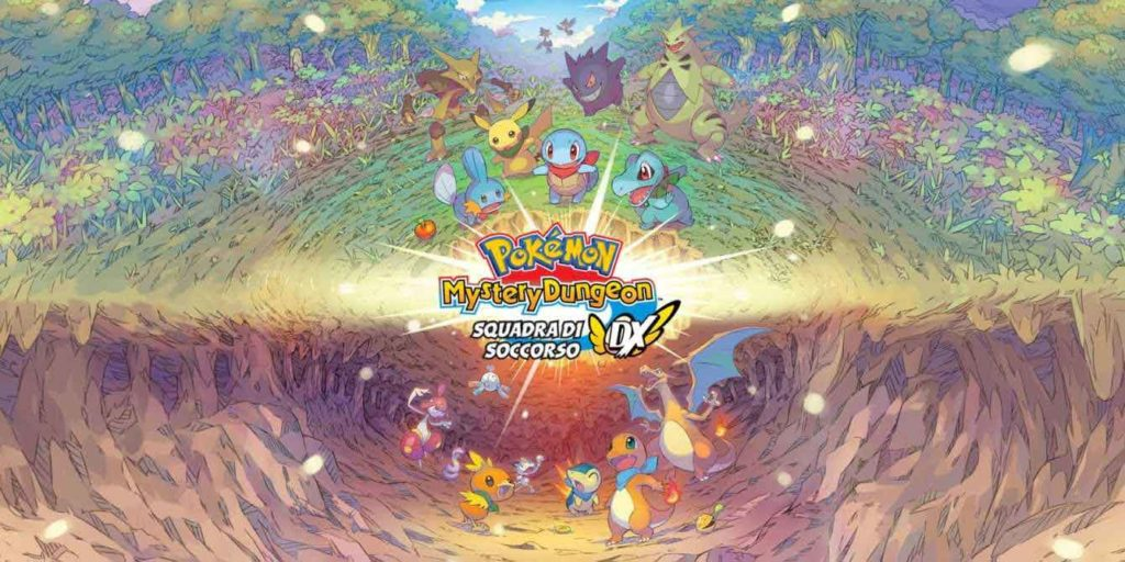 guide su pokemon mystery dungeon dx
