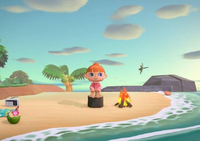 come costruire la scala in animal crossing new horizons
