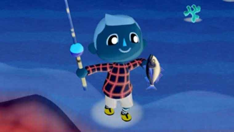 animal crossing new horizons pesce