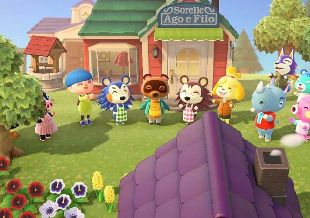 animal crossing new horizons sorelle ago e filo
