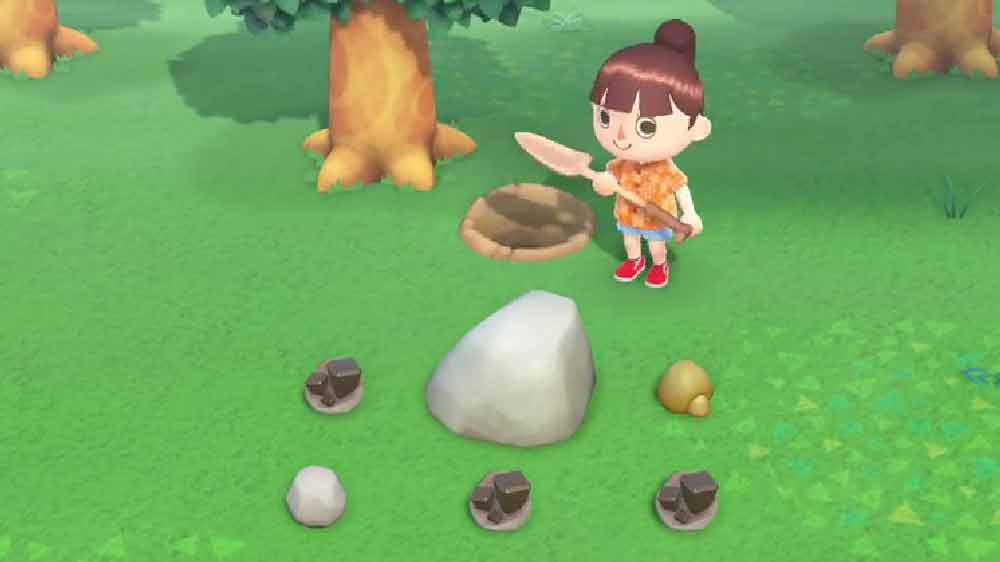 animal crossing rocce