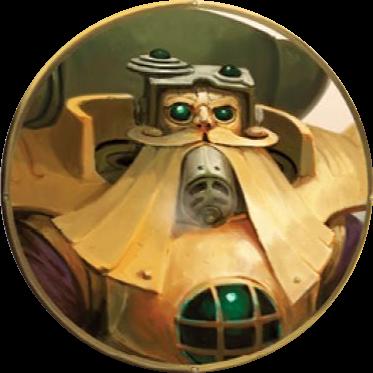 Un Endrinmaster dei Kharadron