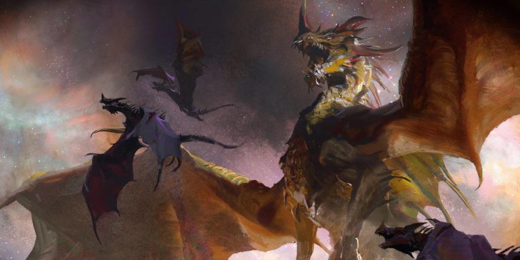 Ur-Dragon, un altro celebre Comandante nel formato Commander di Magic: the Gathering