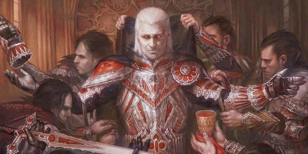 Edgar Markov, un celebre Comandante per mazzi Vampiri in Magic: the Gathering
