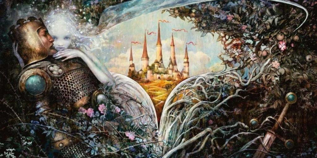 Un'immagine promozionale di Magic: the Gathering tratta da Throne of Eldraine