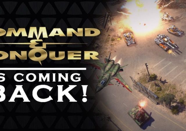 data di uscita di command & conquer remastered