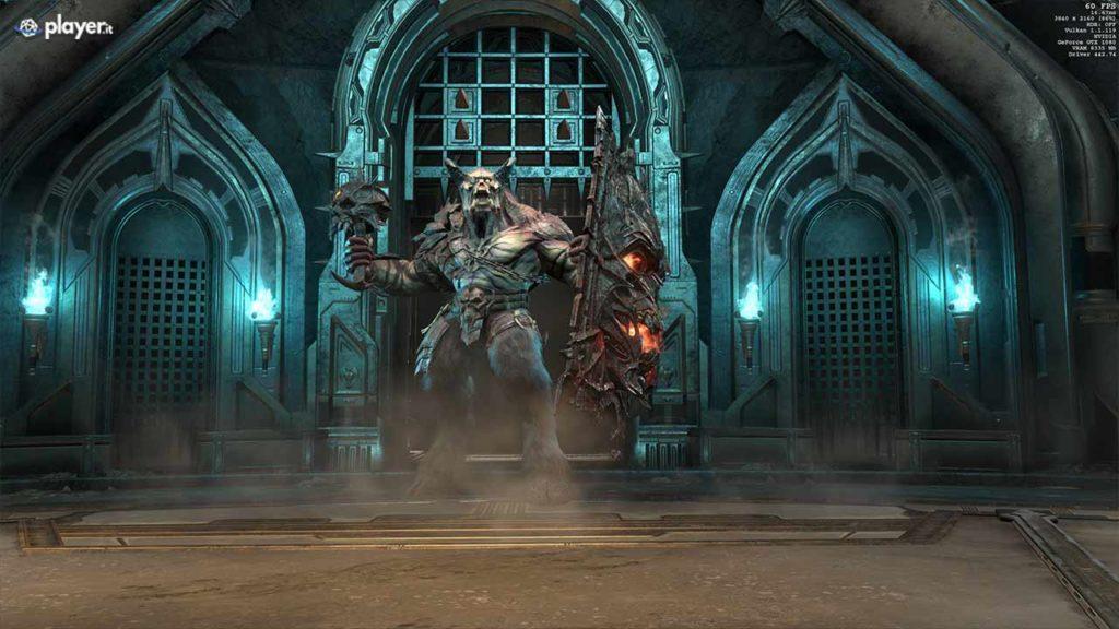 doom eternal gladiatore