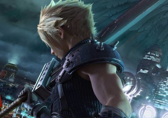 Final Fantasy VII (remake), Cloud Strife