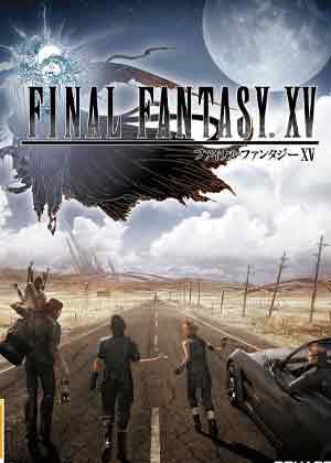 locandina del gioco Final Fantasy XV
