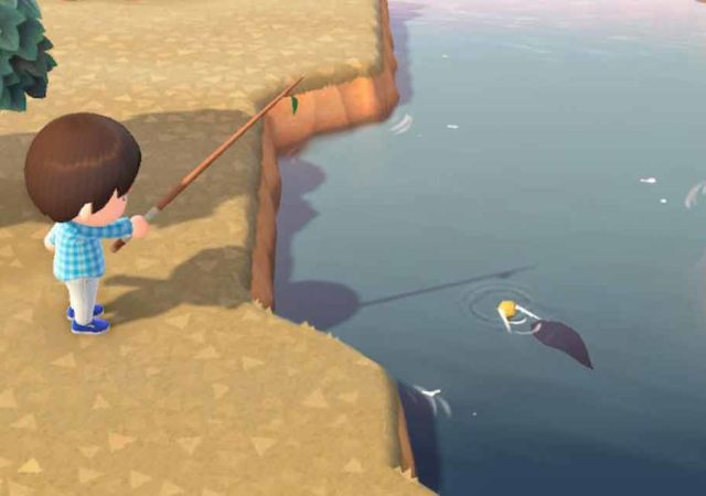 guida alla pesca animal crossing new horizons