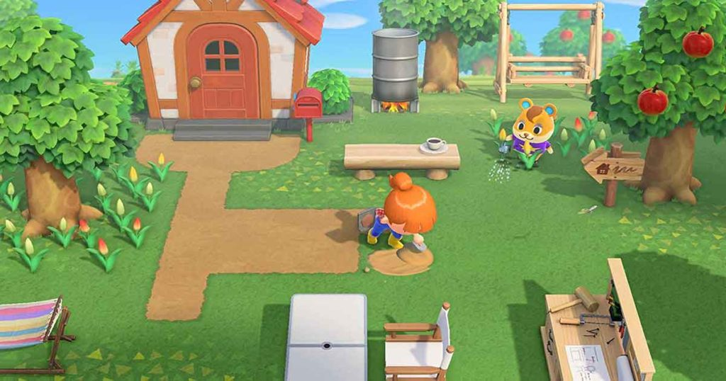 come aumentare lo spazio nelle tasche di animal crossing new horizons