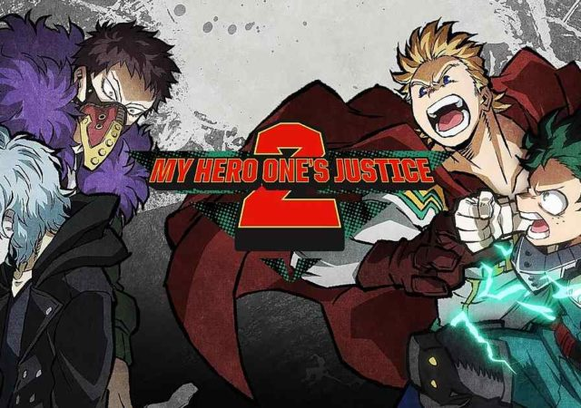 my hero one justice 2