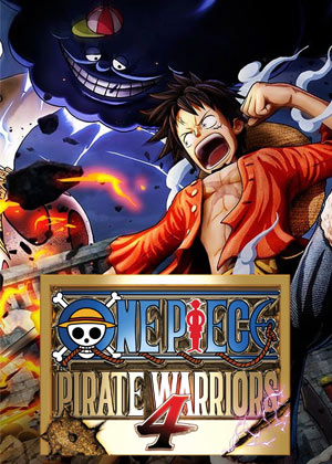 locandina del gioco One Piece: Pirate Warriors 4