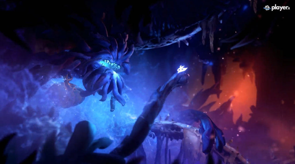 ori and the will of the wisps recensione