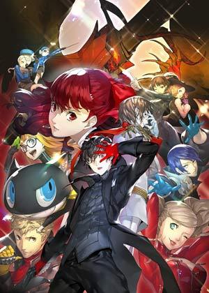 locandina del gioco Persona 5: Royal