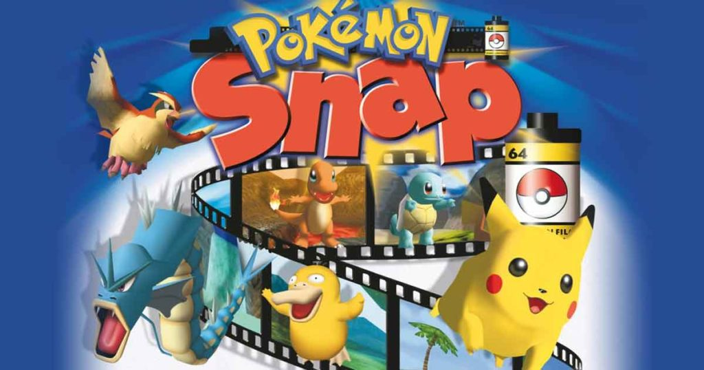 pokémon-Snap