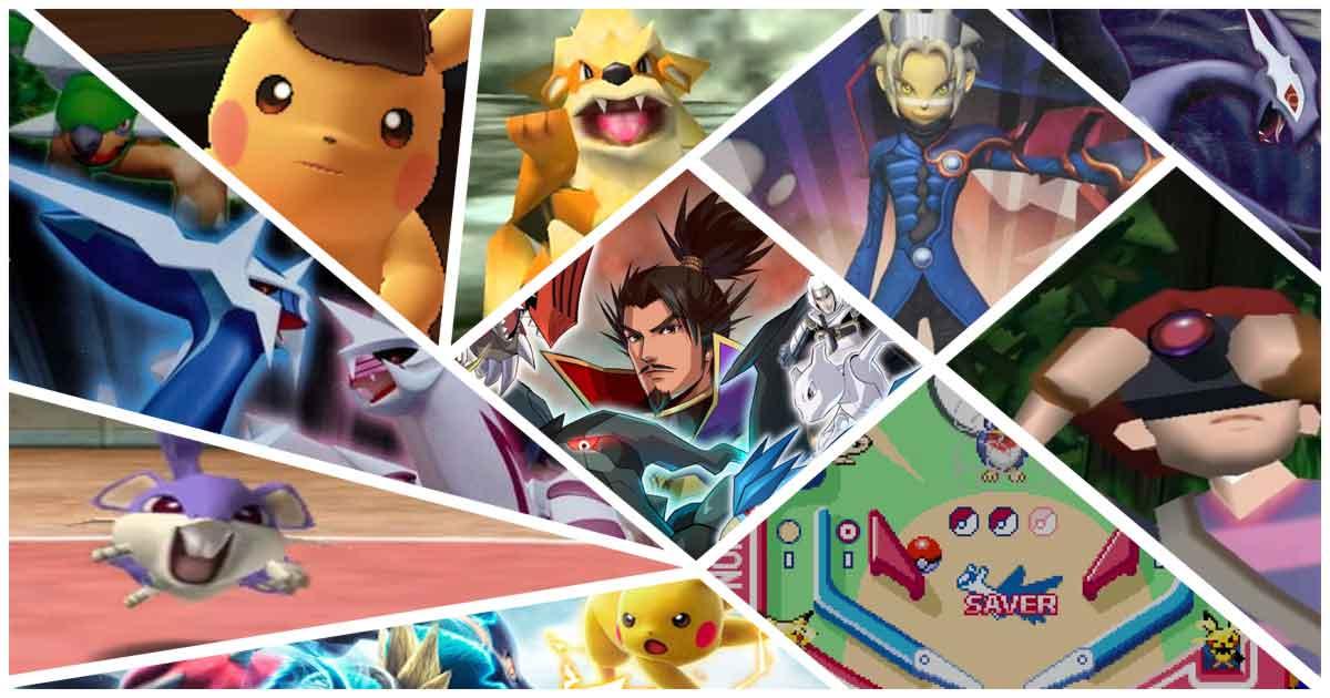 pokémon-spin-off