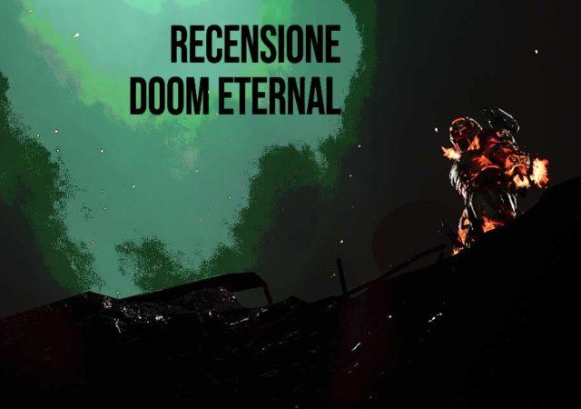 recensione doom eternal