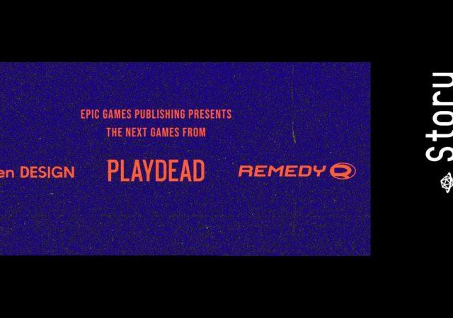 epic games publishing