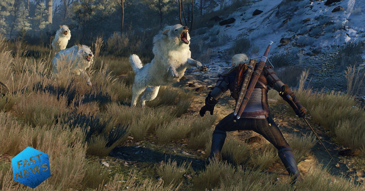 mod lupi the witcher 3