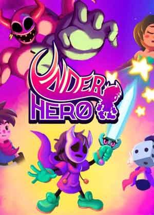 locandina del gioco Underhero
