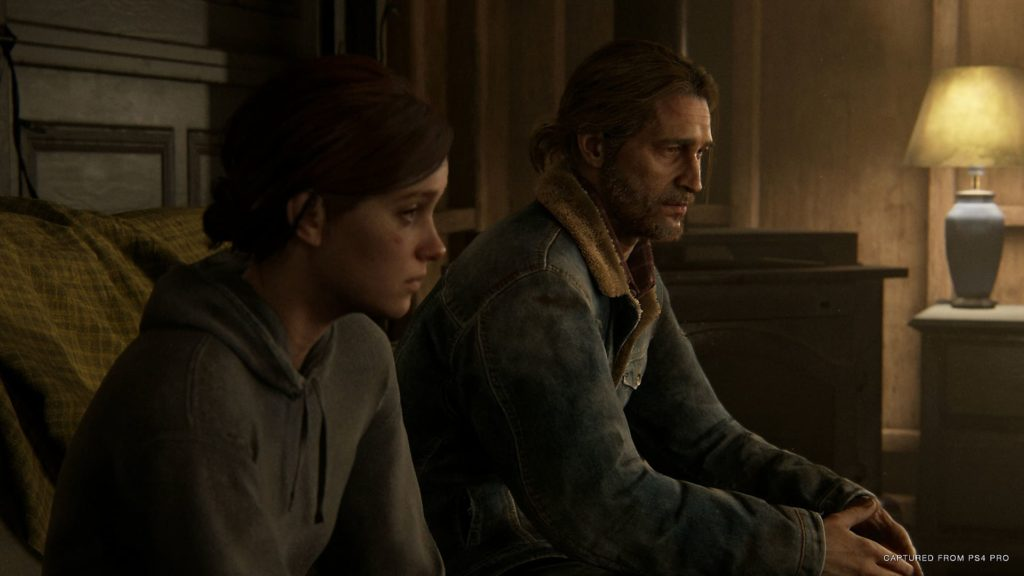 The Last of Us Part II, Ellie, Tommy