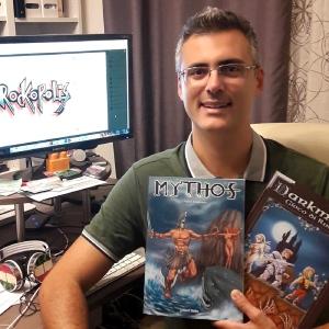 Autori di Ruolo_un d12 domande a Gilbert Gallo_alcuni suoi giochi