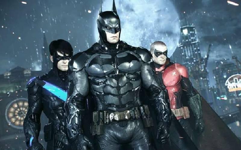 Batman: Arkham, Batman: Arkham Knight, Rocksteady