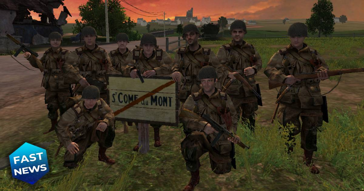 Brothers in Arms, Gearbox Software