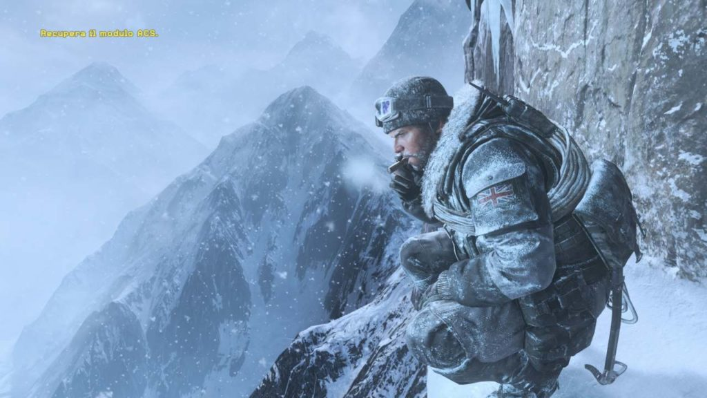 Call of Duty®: Modern Warfare® 2 Campaign Remastered_missione sulla neve