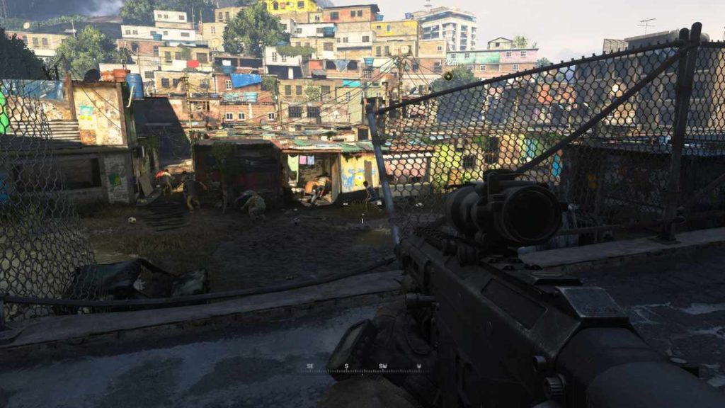 Call of Duty®: Modern Warfare® 2 Campaign Remastered_favelas