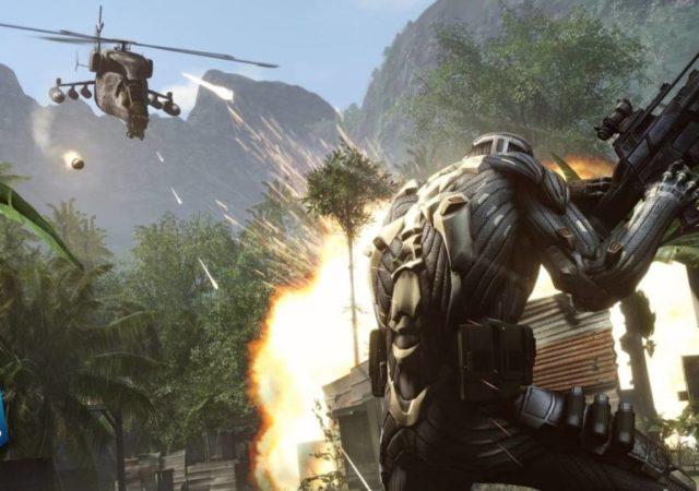 Crysis Remastered, Crysis, Crytek