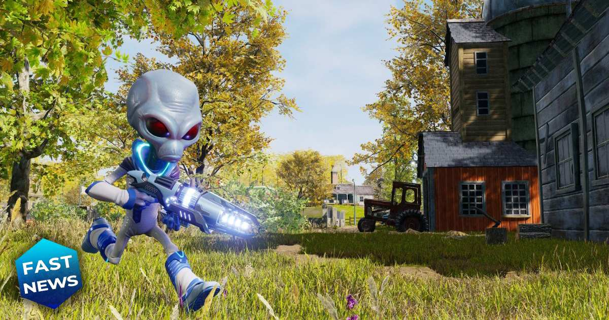 Destroy all Humans!, Black Forest, THQ Nordic