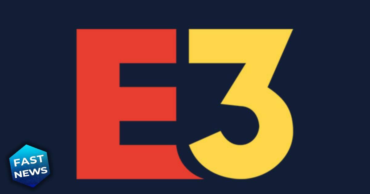 E3 2021, E3 logo
