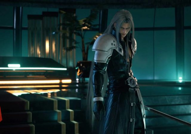 Final Fantasy VII (remake), Sephiroth