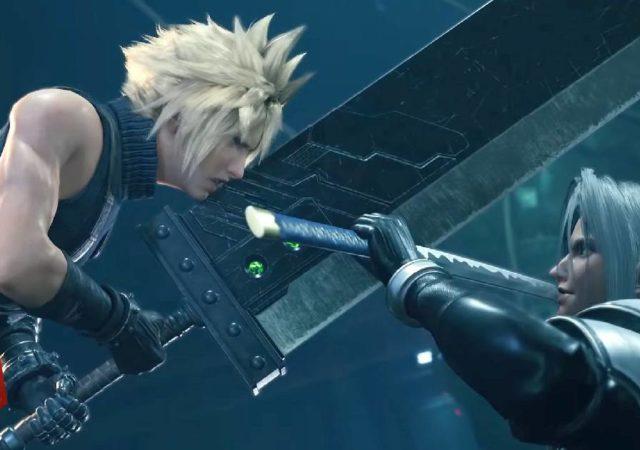 Final Fantasy VII (remake), Cloud Strife, Sephiroth