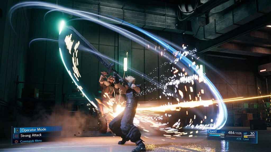 le armi più potenti di final fantasy vii remake