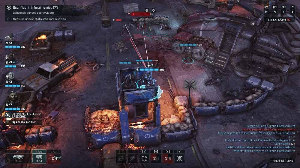 gears tactics torre