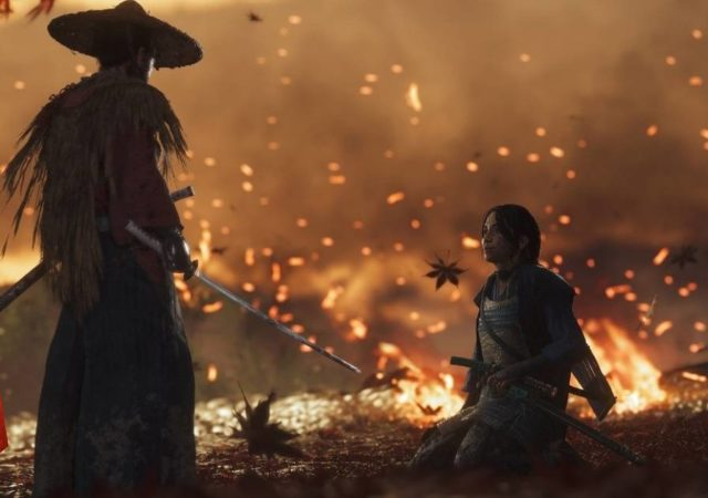 Ghost of Tsushima, Sucker Punch