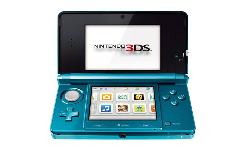 Nintendo, Nintendo 3DS
