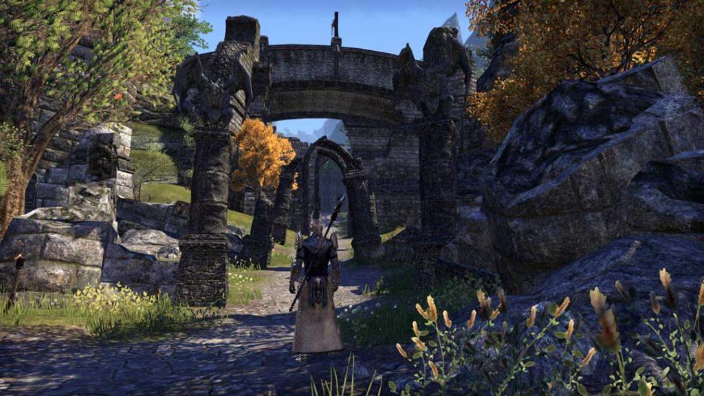 È sempre bello dedicarsi all'esplorazione delle nuove aree introdotte in The Elder Scrolls Online