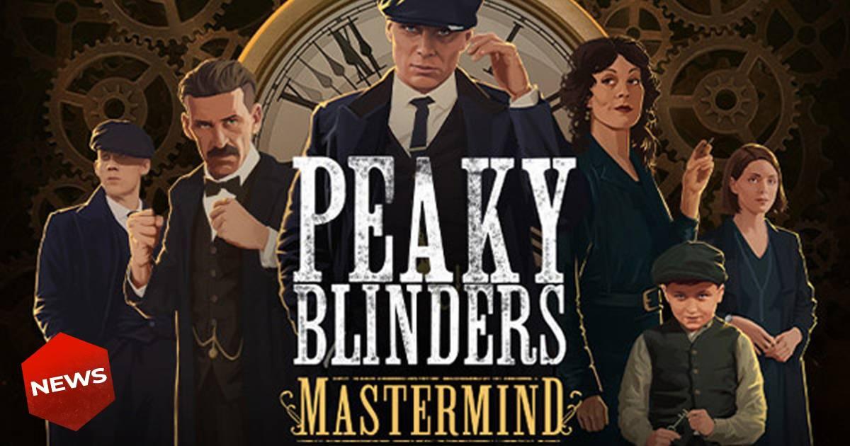 Peaky Blinders, Peaky Blinders Masterminds, Cilian Murphy, Tom Hardy