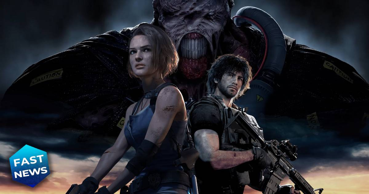 Resident Evil 3 Remake, Jill Valentine, Carlos