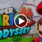 Super Mario Odissey 64, Super Mario Odissey, Super Mario 64