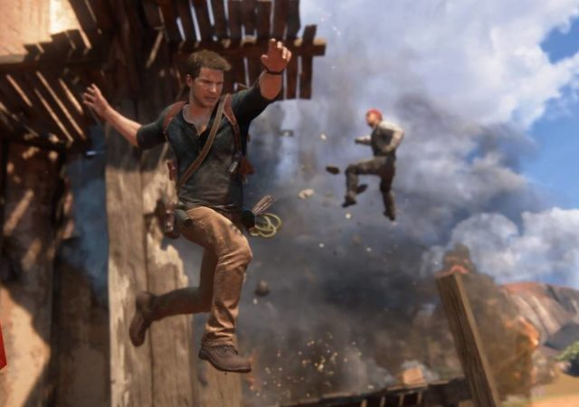Uncharted 4: Fine di un ladro, Uncharted, The Initiative, Sylvia Chambers