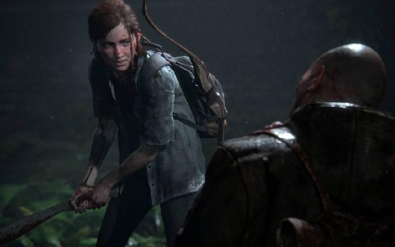 Ellie, The Last of Us-Part II, Naughty Dog