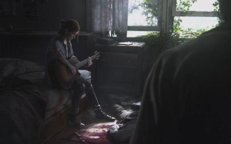 The Last of Us-Part II, Ellie