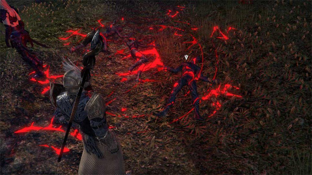 Uno dei rituali delle streghe di Icereach visti in The Coven Conspiracy