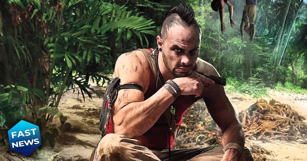 Vaas Montenegro, Far Cry 3, Far Cry, Ubisoft