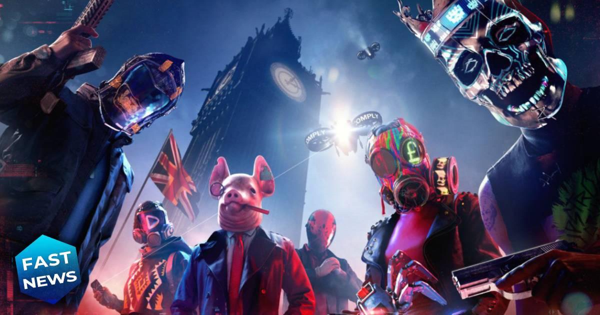 Watch Dogs, Watch Dogs: Legion, Ubisoft, PS5, Xbox Series X